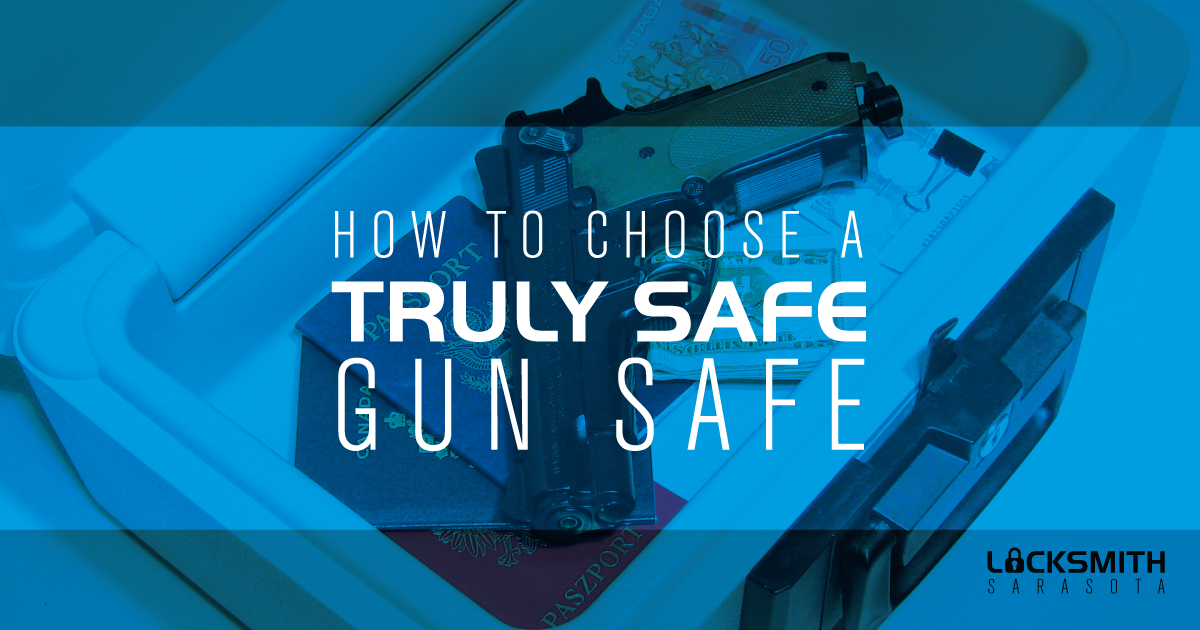 How to Choose a Truly 'Safe' Gun Safe for Your Home